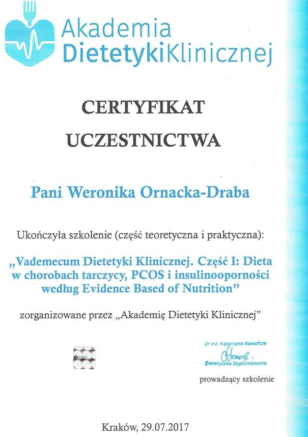 Dieta w niedoczynności tarczycy Hashimoto PCOS i insulinooporności Kraków